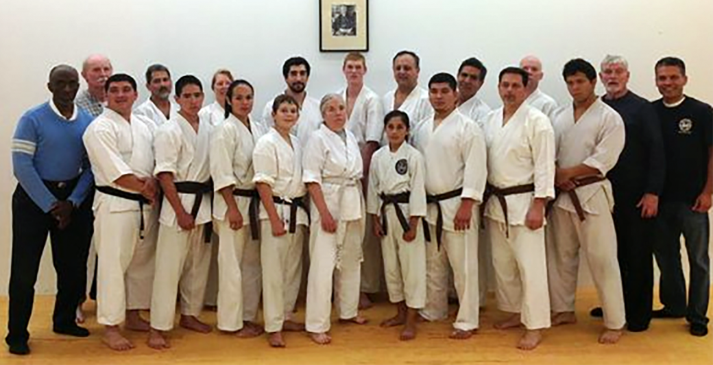 Whittier Shotokan Karate Dojo members are waiting for YOU to come practice with us!